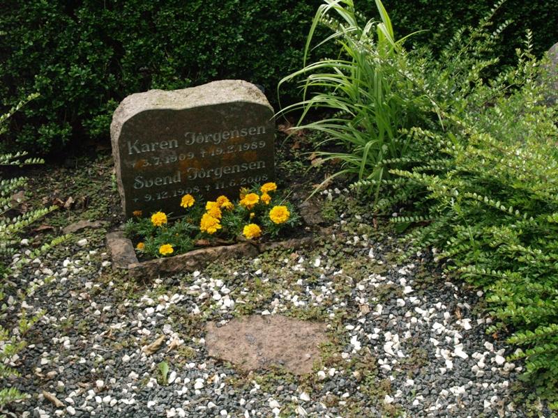 Horsens Cmentarze w duńskim miasteczku