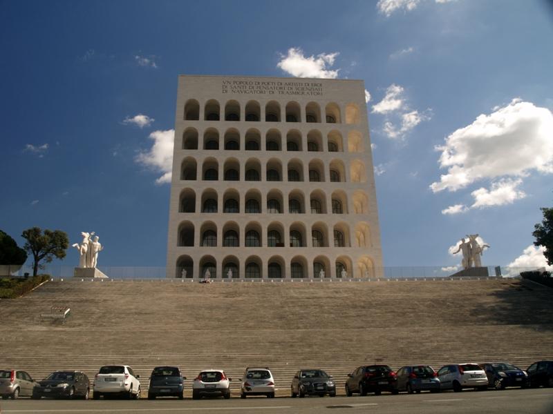 Rzym EUR, czyli inne oblicze miasta