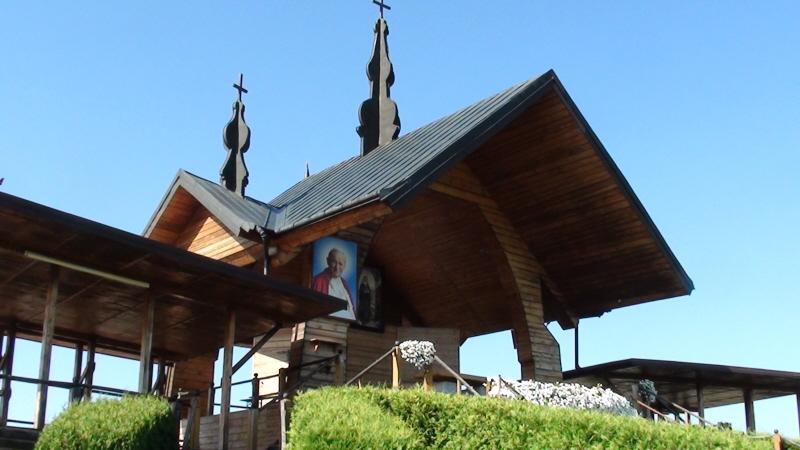 Stary Sącz Ołtarz Papieski i Muzeum Jana Pawła II
