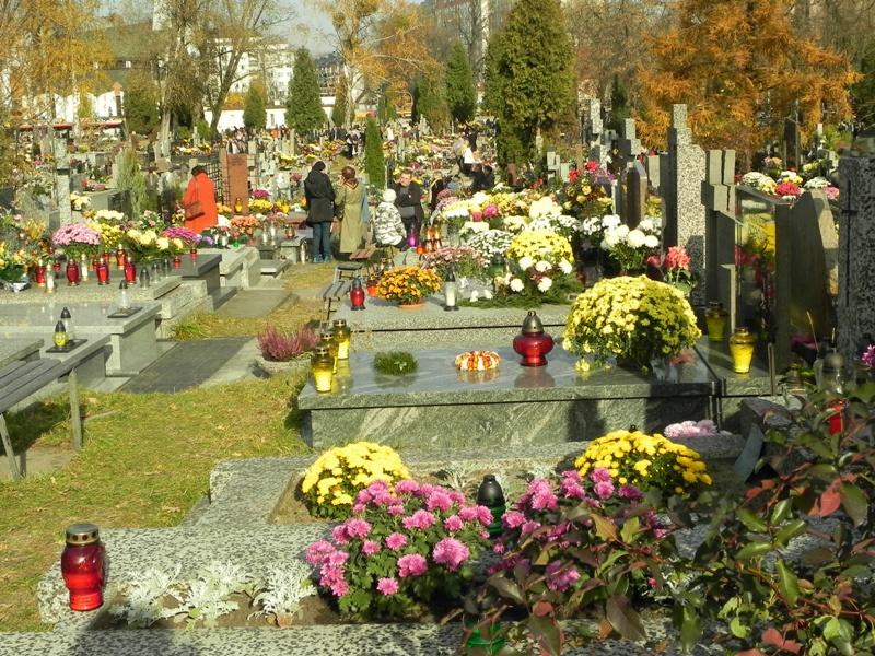Warszawa Cmentarz na Wawrzyszewie