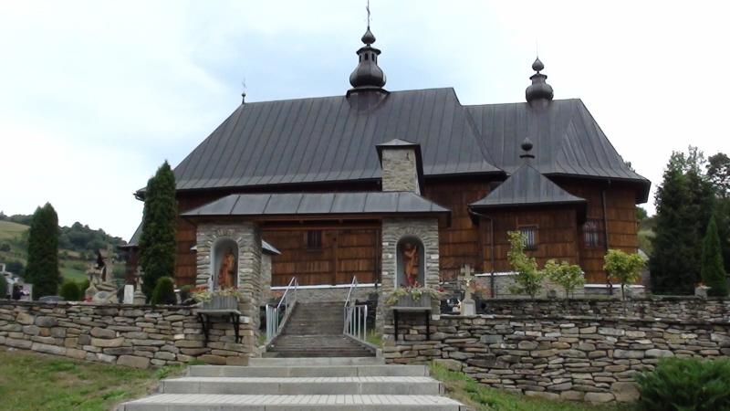 Wierchomla Cerkiew pw św. Michała Archanioła