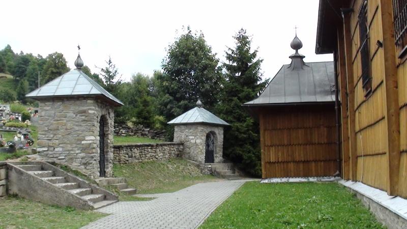 Wierchomla. Cerkiew pw św. Michała Archanioła