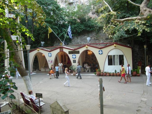 Tembi. Wilcze gardło świętej Paraskewy