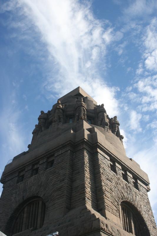 Lipsk. Największy pomnik Europy