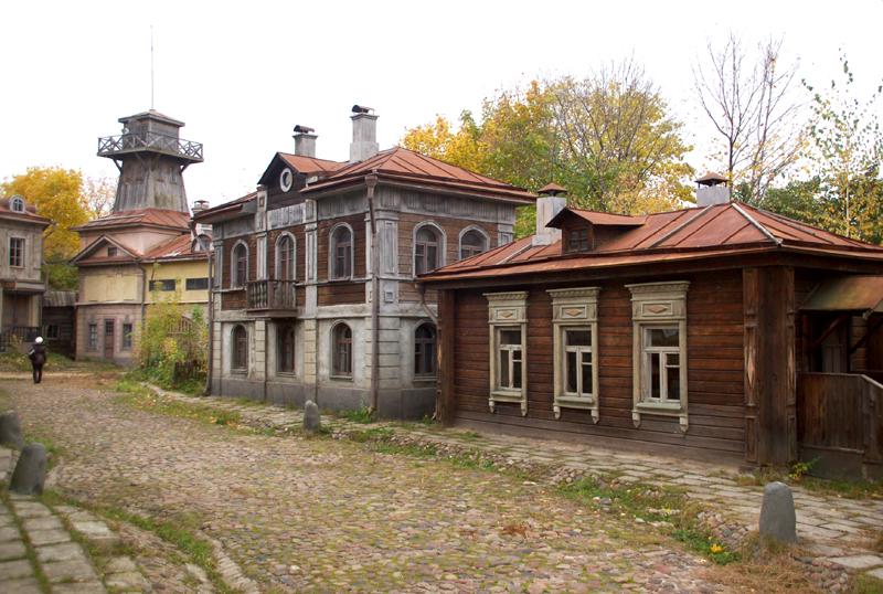 Moskwa. Mosfilm – na zapleczu filmowej wytwórni