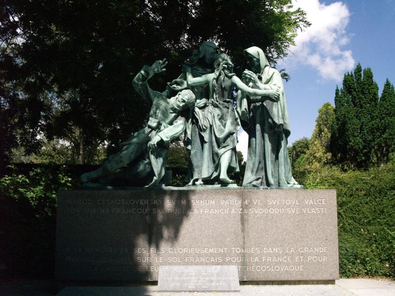 Paryż Cudzoziemcom poległym za Francję (1)