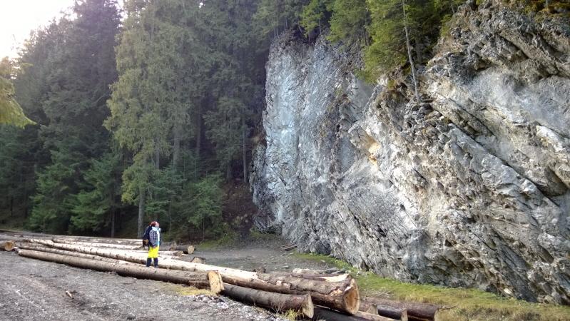 Dolina Chochołowska Z Kir, Ścieżką pod Reglmi