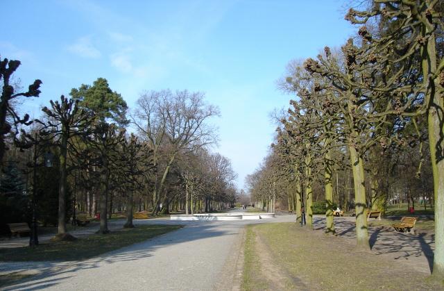 Ciechocinek. Długie spacery w Parku Zdrojowym