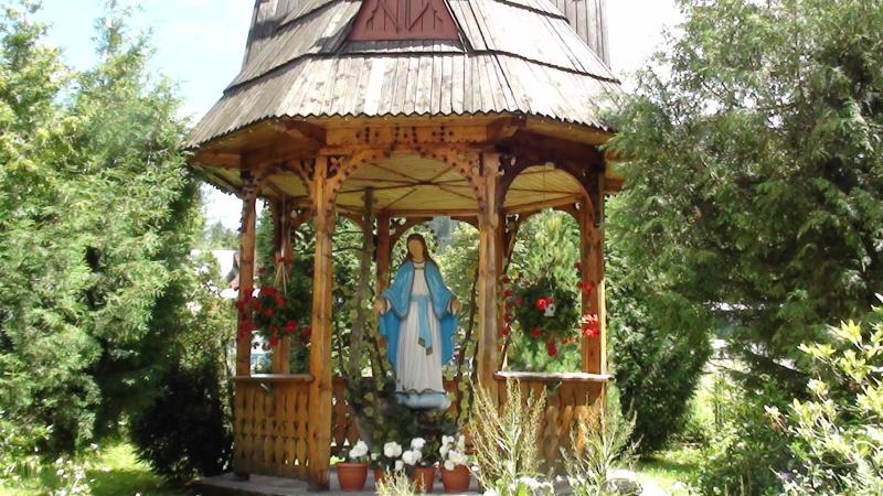 Kiry. Kaplica Matki Bożej… Gietrzwałdzkiej