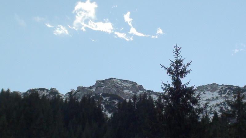 Kominiarski Wierch. Wokół szczytu, ścieżką nad Reglami