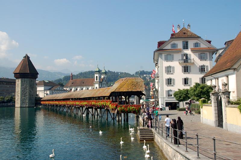 Lucerna Krótki kurs dziejów miasta