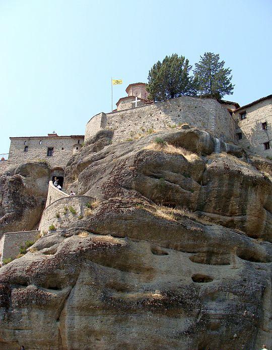 Meteory. Wielki Meteor, klasztor nad klasztorami