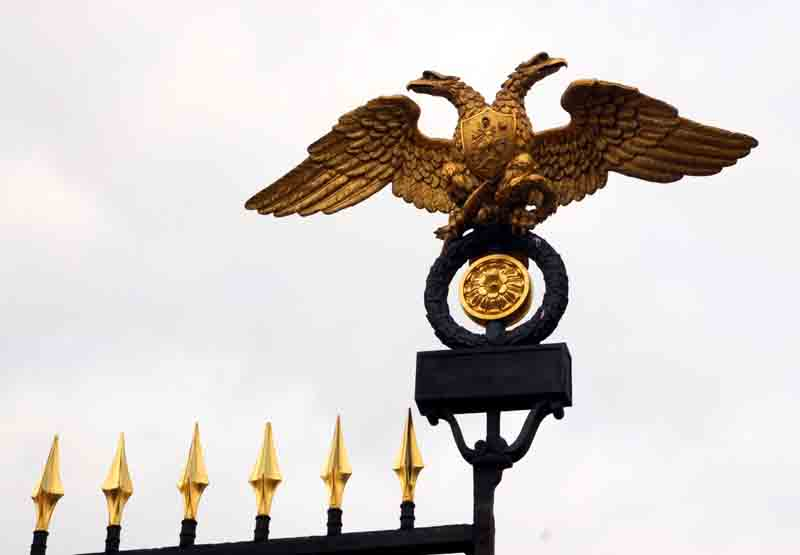Sankt Petersburg Muzeum Rosyjskie: ikony i socrealizm