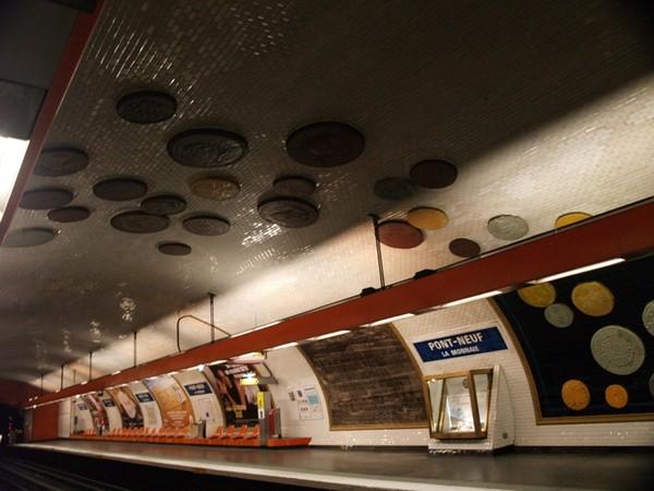 Paryż. Metro – od trójki do jedenastki