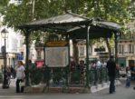Paryż. Linie metra Towarzystwa Nord-Sud