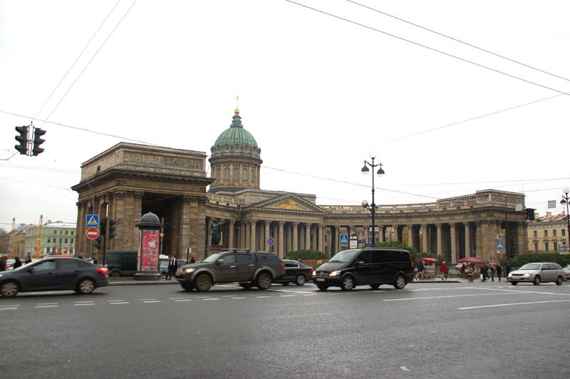 Sankt Petersburg. Tajemnice Soboru Kazańskiego