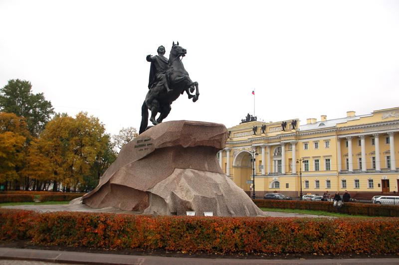 Sankt Petersburg. Niezwykłe dzieje Soboru Isakijewskiego