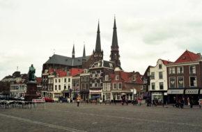 Delft Stolica holenderskiego fajansu
