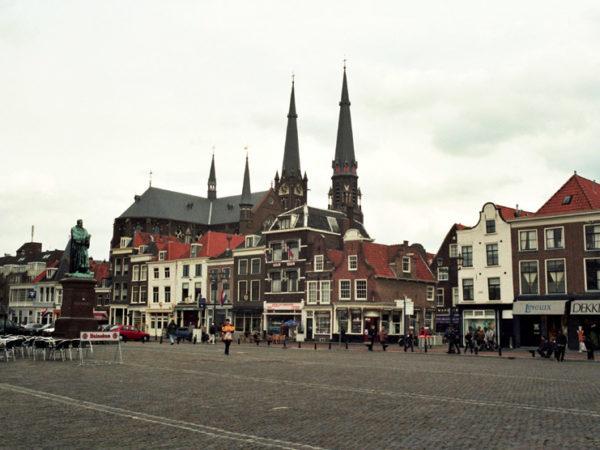 Delft. Stolica holenderskiego fajansu