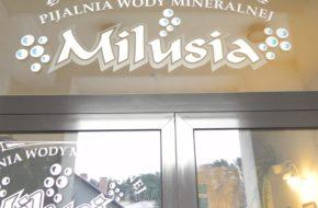 Muszyna Milusia i inne wody mineralne