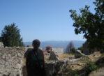 Mistra. Opuszczone miasto w górach Tajget