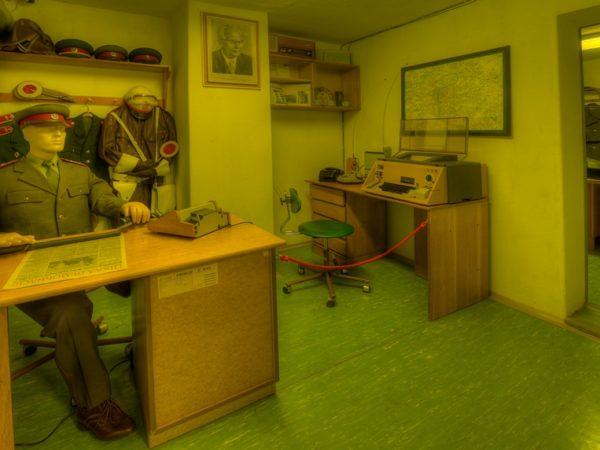 Praga. Muzeum Zimnej Wojny