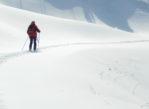 Przełęcz Salmopolska. Na biegówkach do źródła Wisły