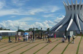 Brasilia Wizjonerstwo służy architektom