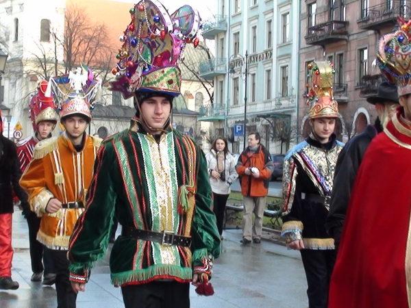 Kraków. Orszak Trzech Króli 2014