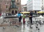 Kraków. Rynek Główny, najpiękniejszy w Europie