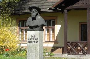 Kraków Dworek Jana Matejki w Krzesławicach