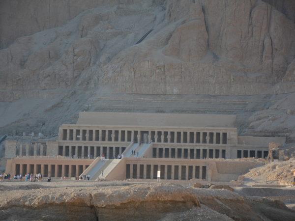 Luksor. Wkrótce odkopią grobowiec Herhora!