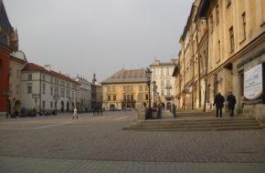 Kraków Mały Rynek, czyli obok tłumu i gwaru