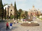 Meksyk. Sanktuarium Santa Maria De Guadalupe