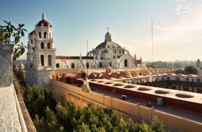 Puebla Bohaterskie Miasto Aniołów
