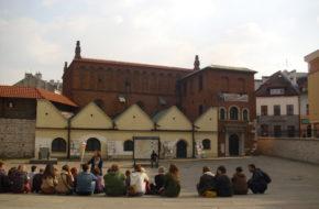 Kraków Stara Synagoga na Kazimierzu