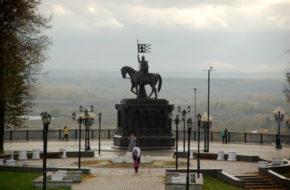 Włodzimierz nad Klaźmą Na skrzyżowaniu dróg rosyjskiej historii