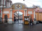 Petersburg. Skarby ławry Aleksandra Newskiego