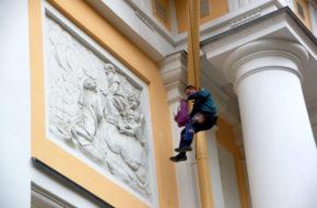 Petersburg Trzy wieki ławry Aleksandra Newskiego