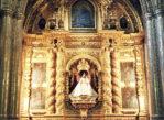 Oaxaca  de Juárez. W  złotym wnętrzu kościoła dominikanów