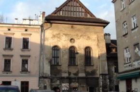 Kraków Synagoga Wysoka na Kazimierzu