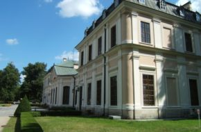 Sieniawa Galicyjski pałac Czartoryskich