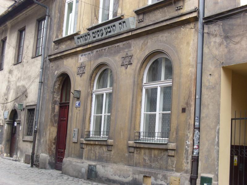 Kraków. Synagoga Wysoka na Kazimierzu