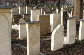 Kraków Cmentarz Remuh na Kazimierzu