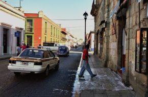 Oaxaca de Juárez Najbardziej indiańskie miasto Meksyku