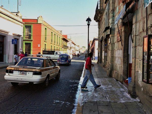 Oaxaca de Juárez. Najbardziej indiańskie miasto Meksyku