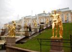 Peterhof. Fontanny i ogrody cara Piotra