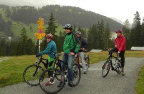 Lenzerheide Rowerem na alpejskie szlaki