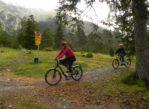 Lenzerheide. Rowerem na alpejskie szlaki