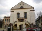 Kraków. Synagoga Izaaka na Kazimierzu